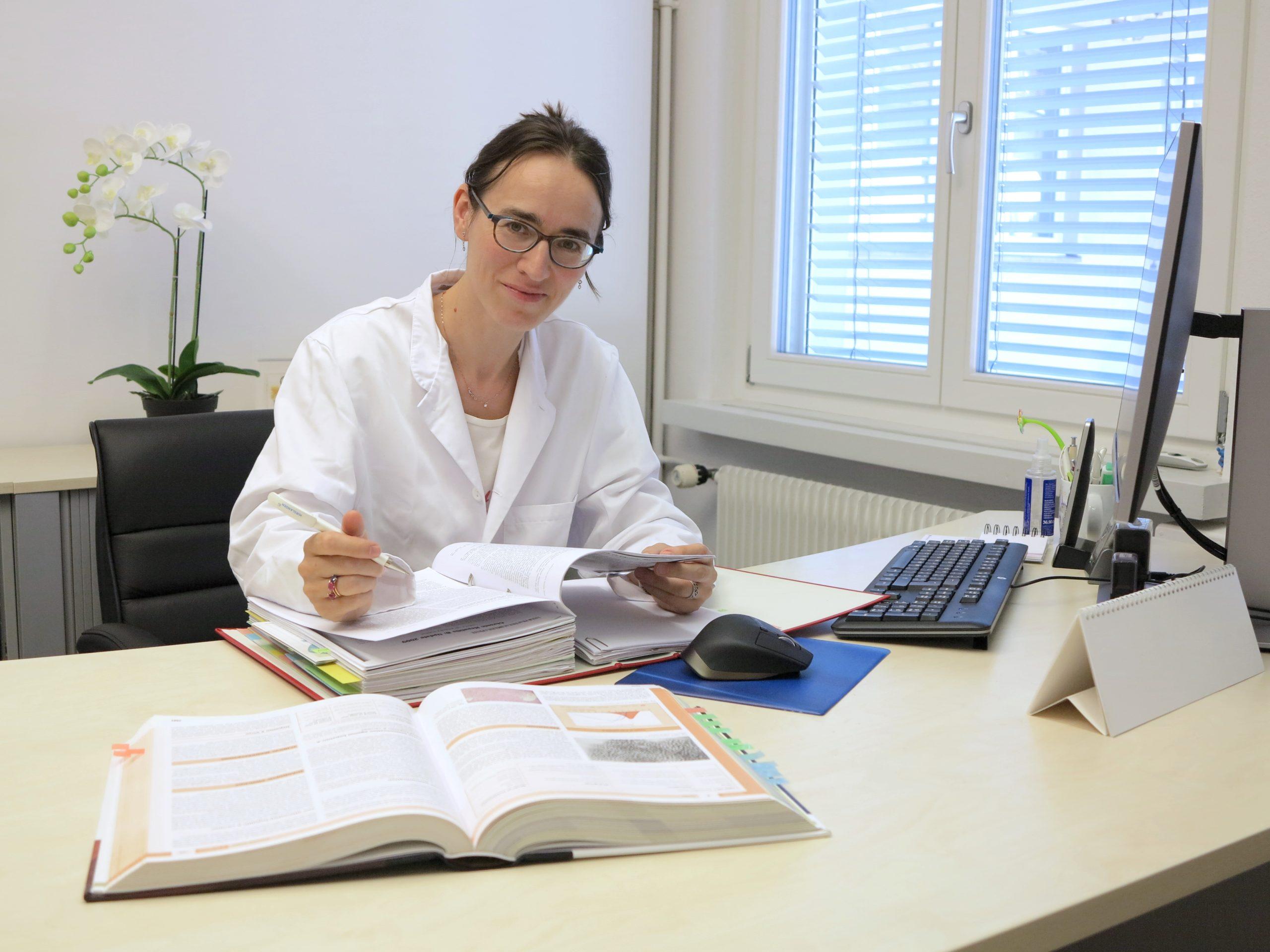 Dr. Cornelia De Torrenté